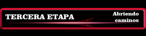 TerceraEtapa